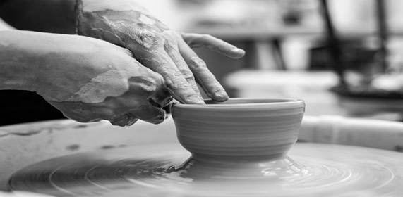 'Conoce las técnicas de fabricación de la cerámica romana'