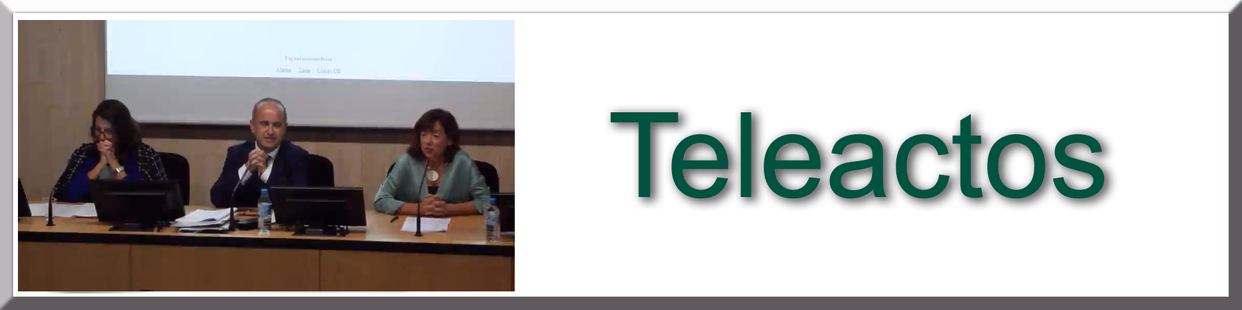 Canal UNED Teleactos