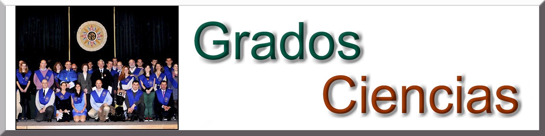 Grados en Ciencias