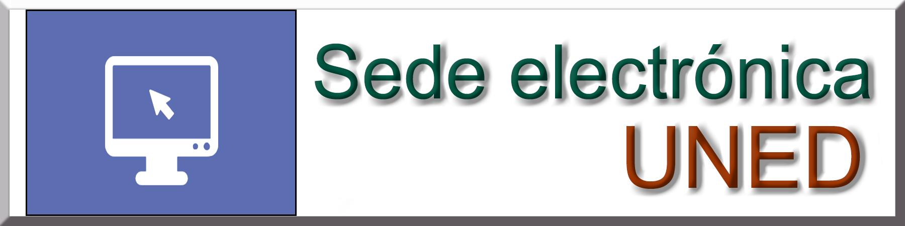 Sede electrónica UNED