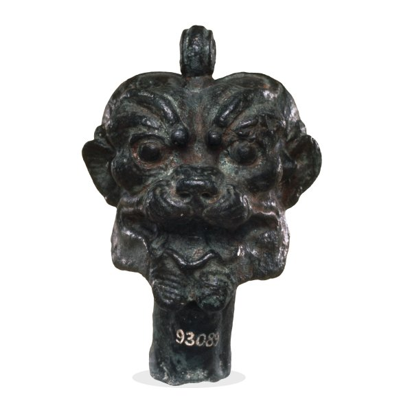 Bronze Head Of Pazuzu